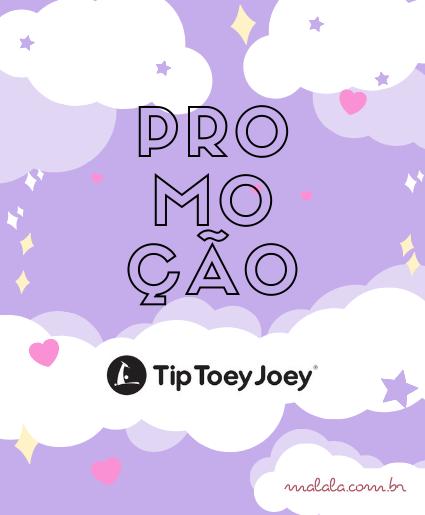 Promoção Tip Toey Joey