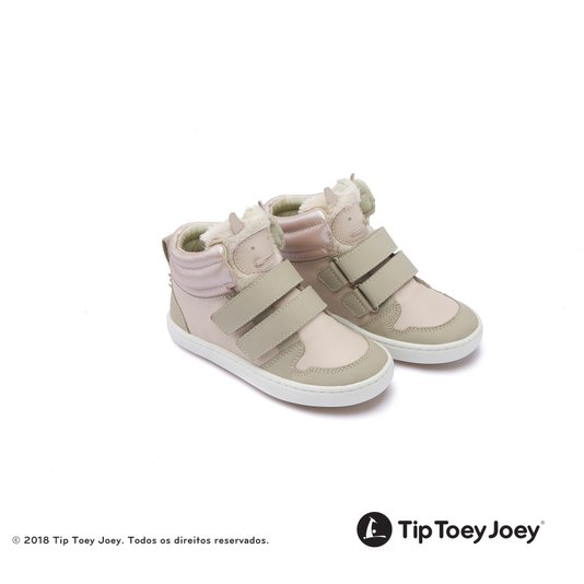 Bota Little Monster Pumice Cotton Candy 22 ao 26 Infantil - Tip Toey Joey