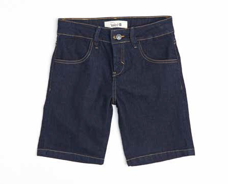 Bermuda Jeans Básica Infantil - Reserva Mini