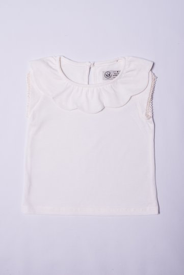 Blusa Girassol Off White