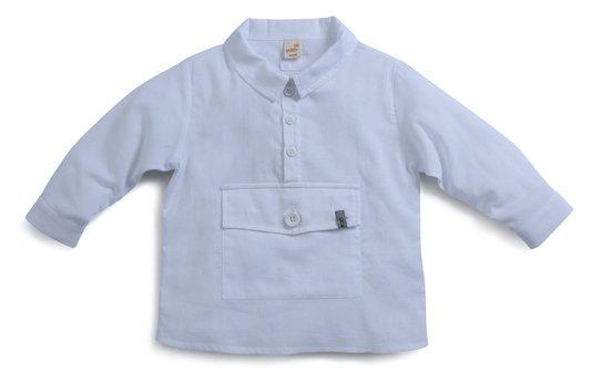 Camisa Branca Crie Toddler - Green