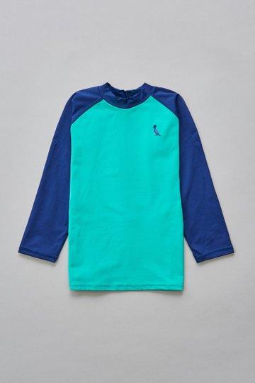 Camiseta Praia Manga Longa Lycra FPS 50 Bebê e Infantil - Reserva Mini