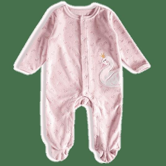 Macacão Cisne Bebê - Tip Top