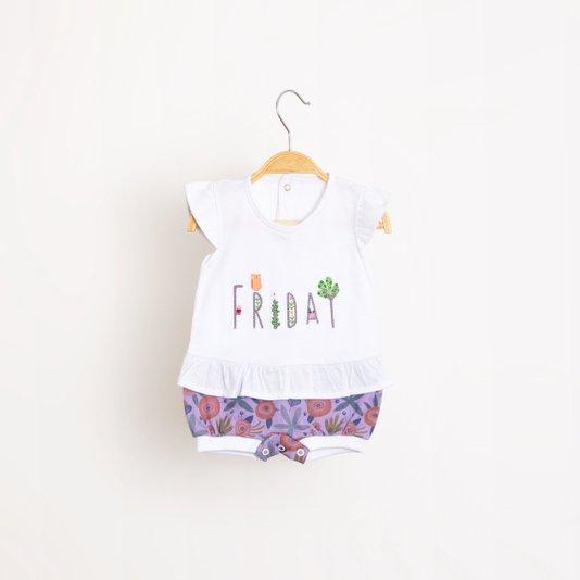 Macacão Friday Bebê