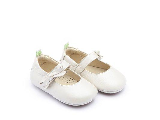 Sapatilha Dorothy Antique White 17 ao 22 Bebê - Tip Toey Joey
