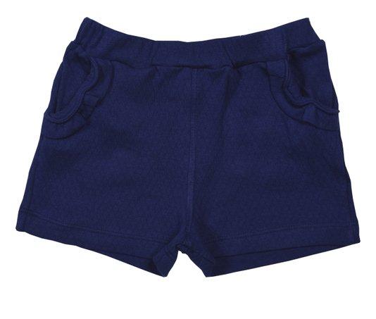 Shorts Comfy Marinho - Nutti