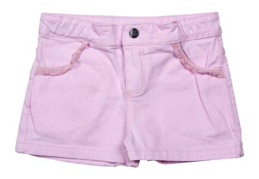 Shorts Rosa Fim de Ano - Nutti