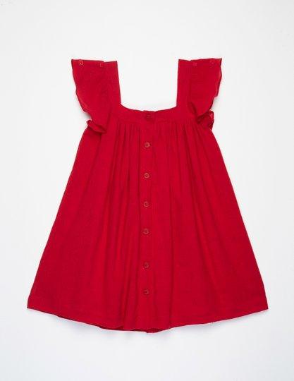 Vestido Luna Vermelho