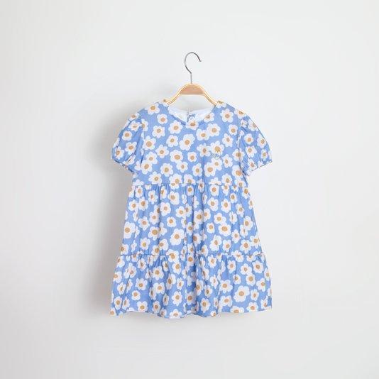 Vestido Maxi Daisy Infantil