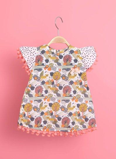 Vestido Selvas Bebê