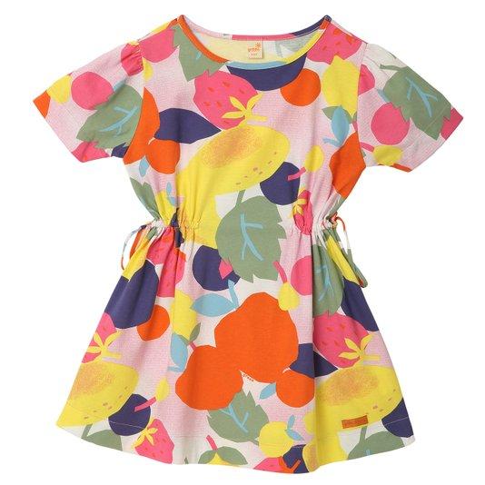 Vestido Tutti Frutti Infantil