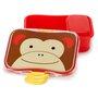 Kit Lanche Zoo Macaco - Skip Hop