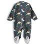 Macacão Soft Dinos Chumbo Infantil
