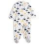 Pijama Macacão Soft Guarda Chuvas Infantil