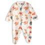 Pijama Macacão Longo Soft Off Infantil - Tip Top
