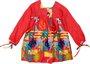 Vestido Manga Longa Outono Infantil - Precoce